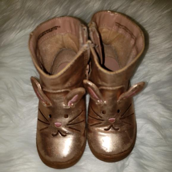 Cat & Jack Other - Cat & Jack Bunny Boots